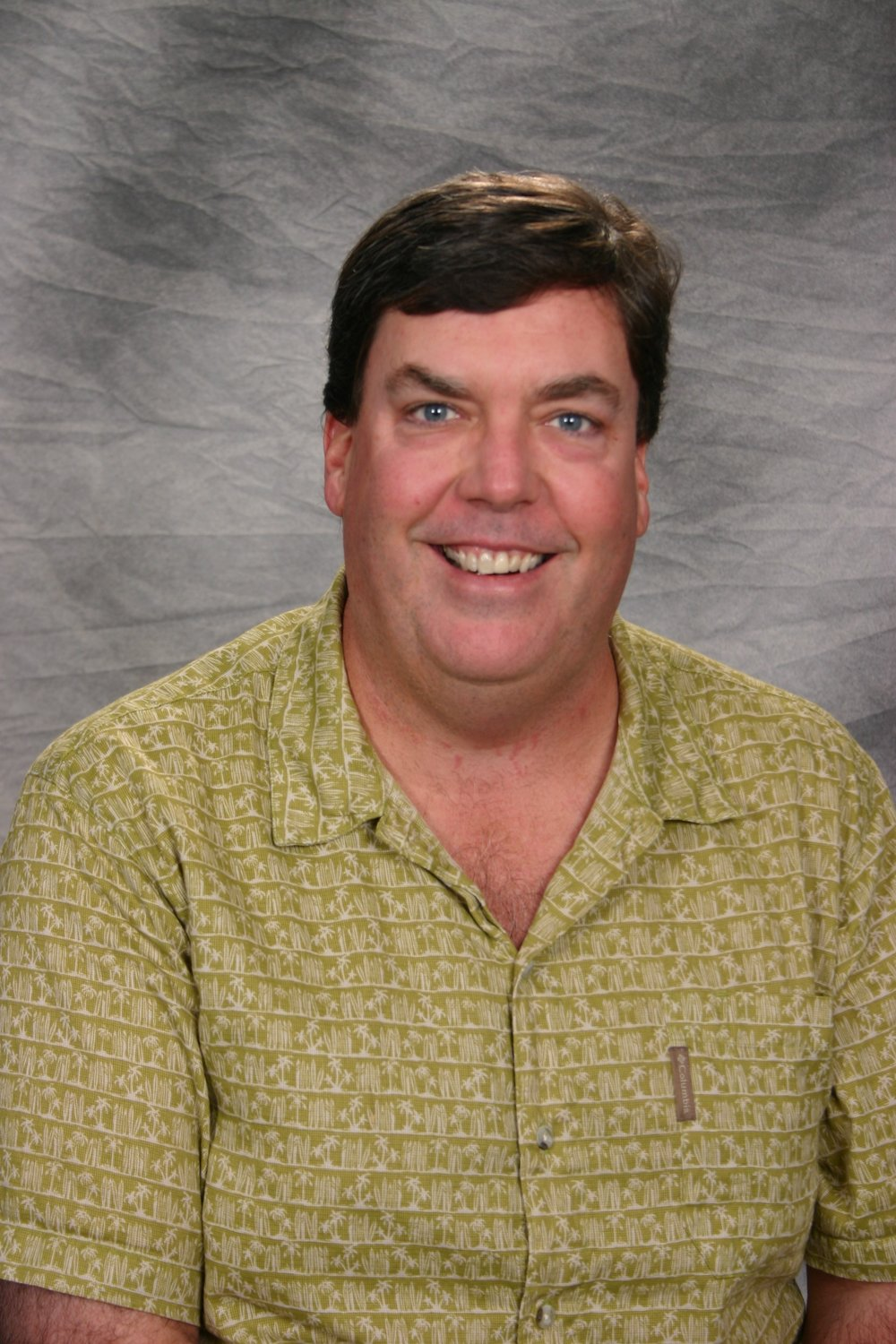 Mike Gastineau, USA Games Correspondent