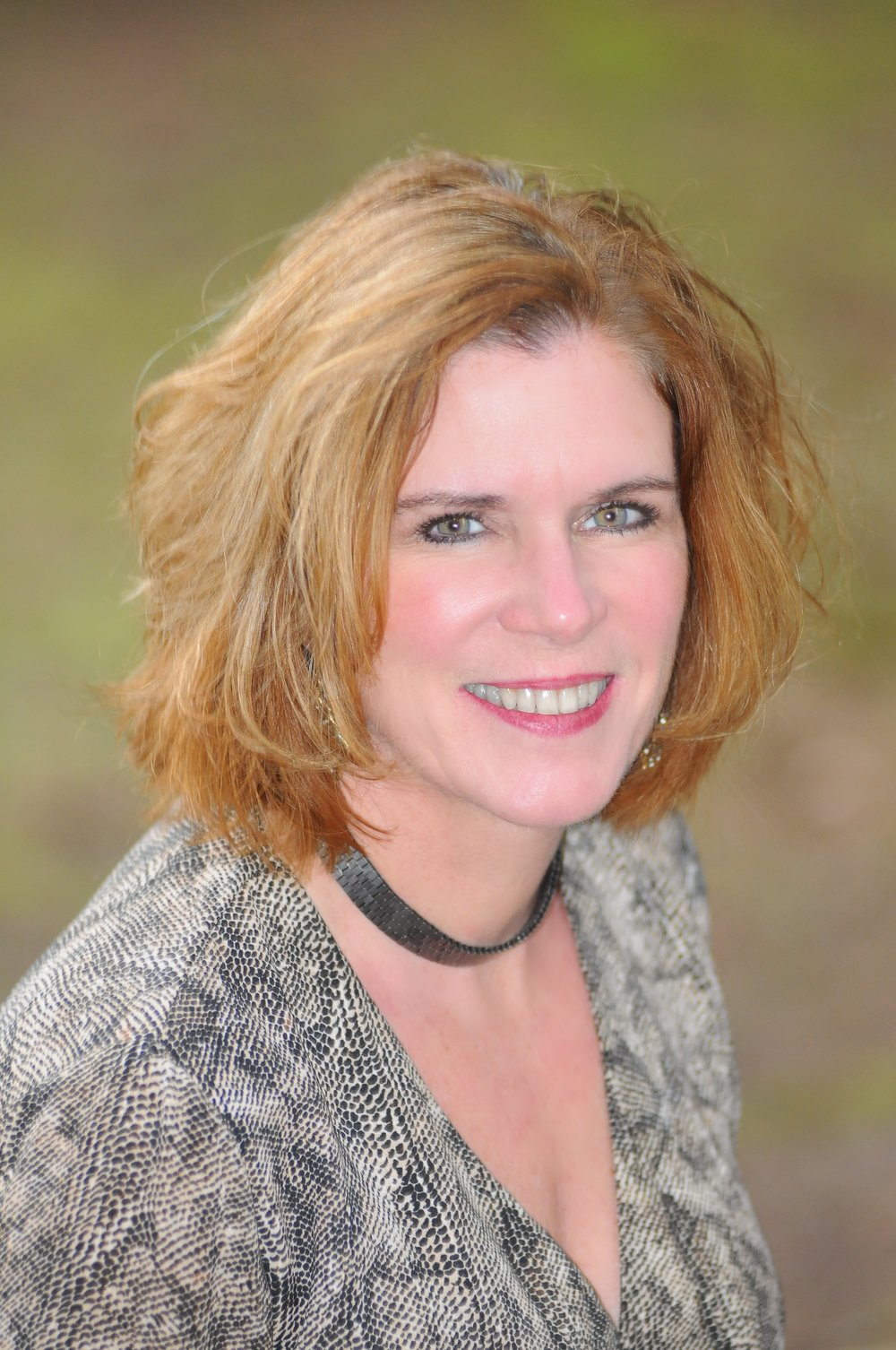 Julie Knox, Honored Guest Program and Receptions Manager