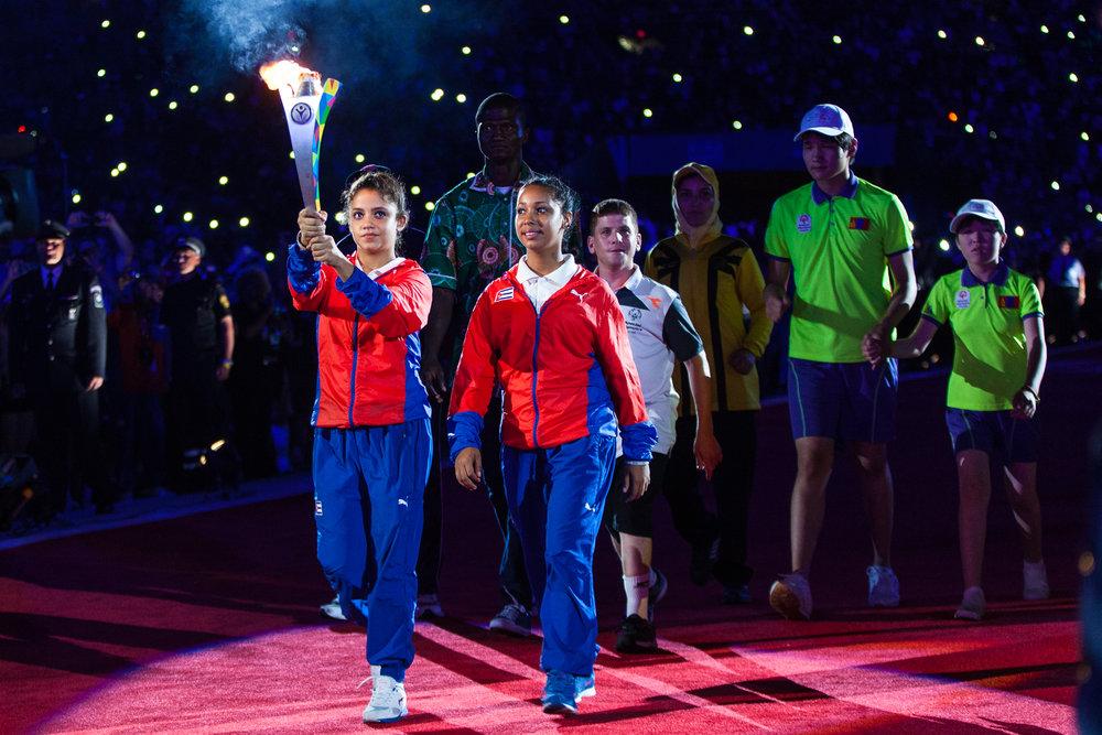 Opening Ceremony -