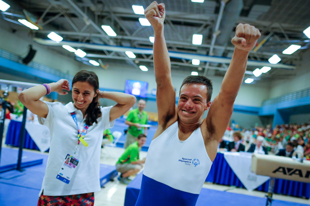 USA 2015 SPECIAL OLYMPICS
