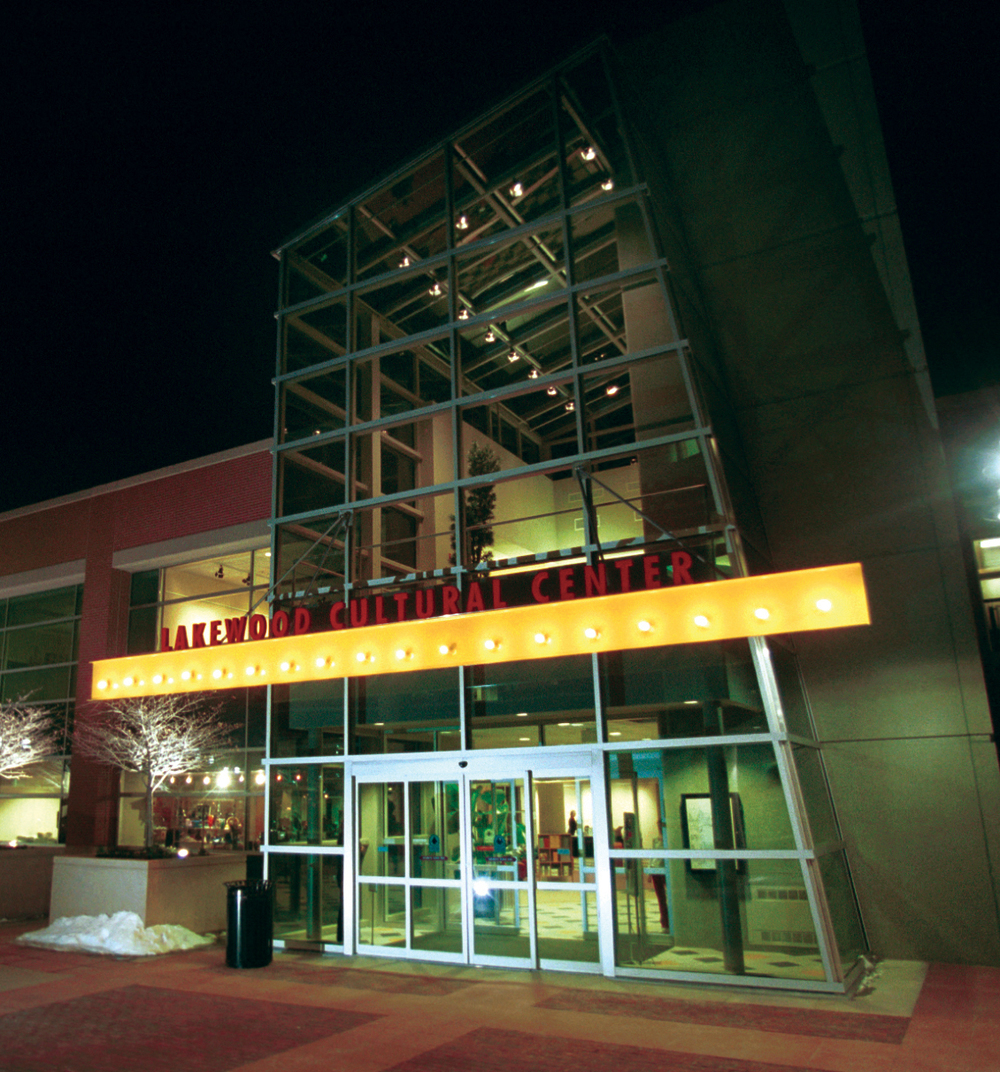 Lakewood cultural center