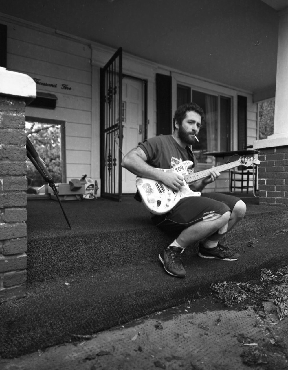 Joey, Johnson City, TN. 2015. Silver Gelatin Print.