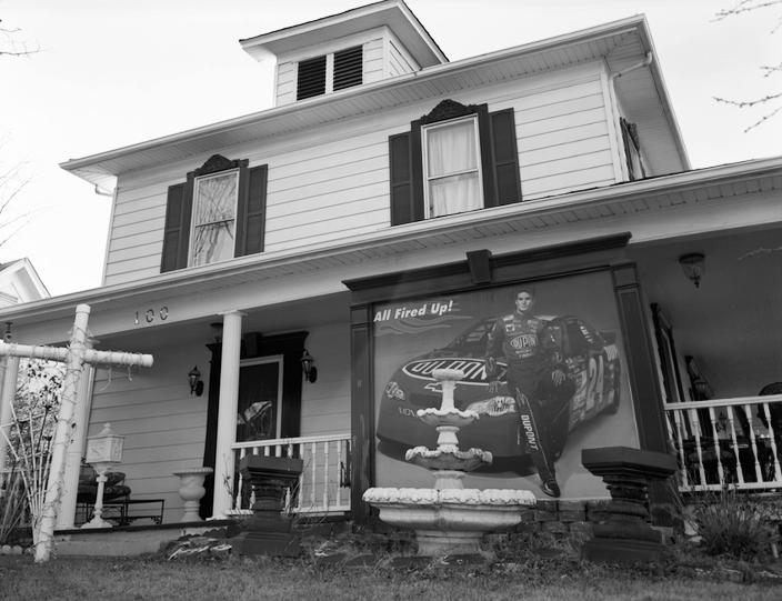 Jeff Gordon House. Johnson City, TN. 2013.