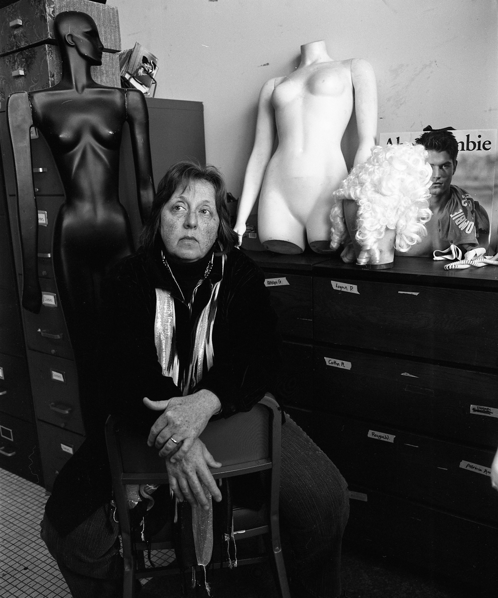 Mother. Johnson City, TN. 2013.