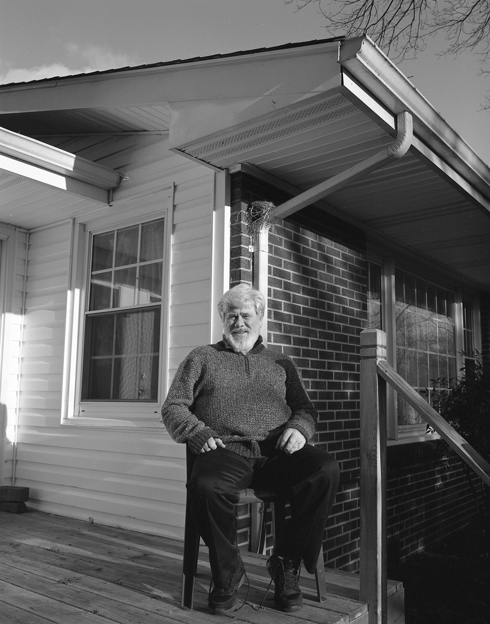 Father. Johnson City, TN. 2013.