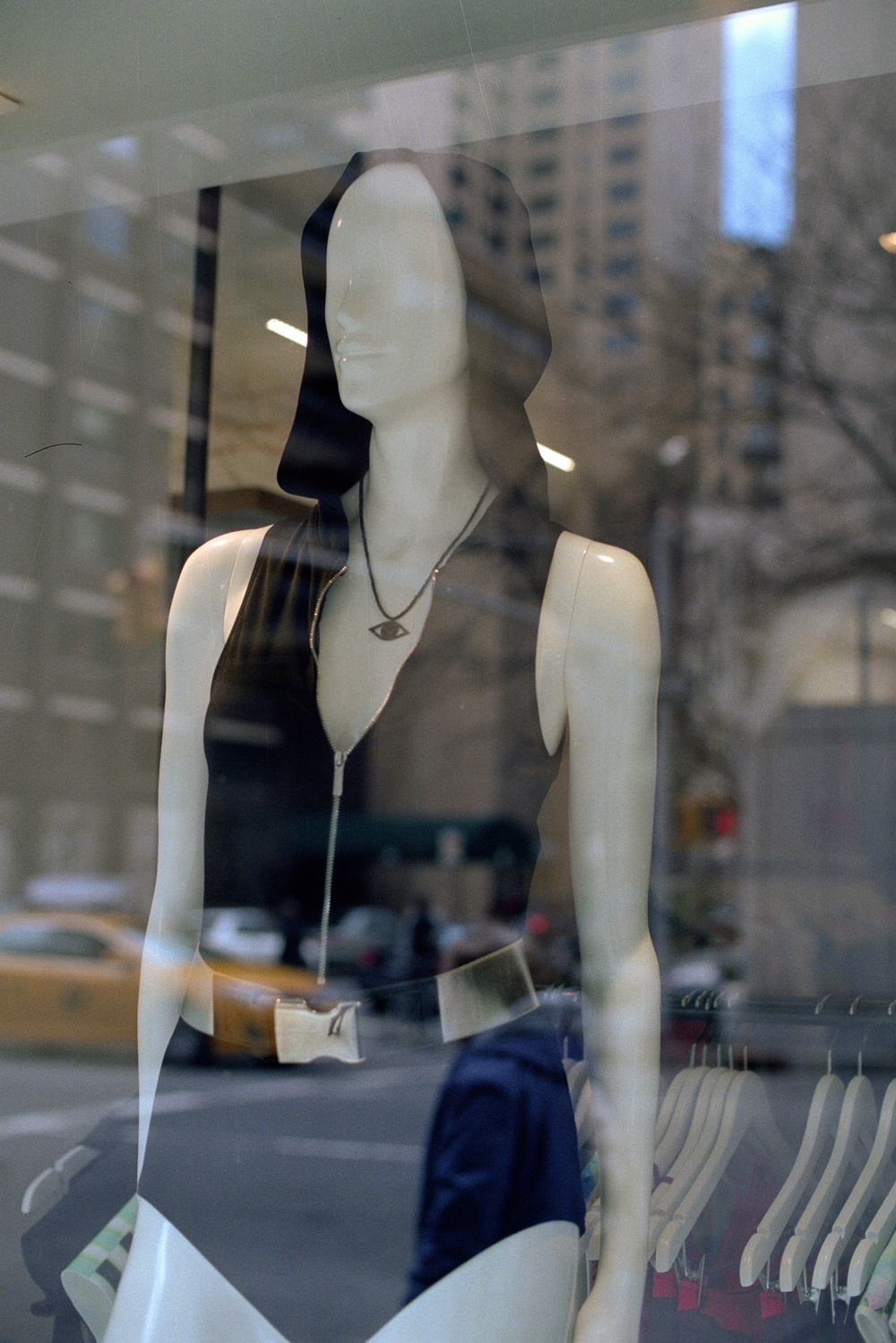 Mannequin No.4, New York City, NY. 2014. C-Print.