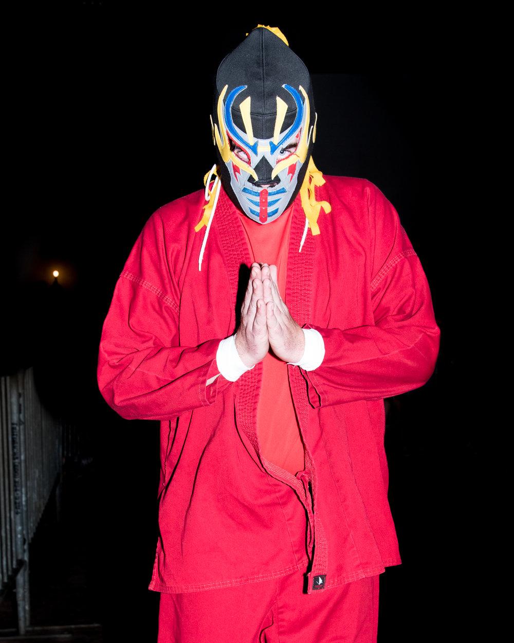 Red Ninja. Royston, GA. 2017. Digital Image.