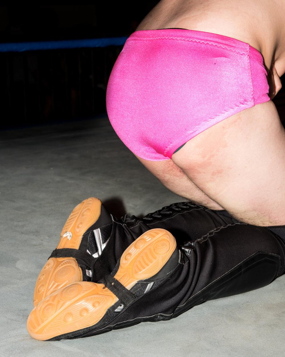 Pink Bottoms. Royston, GA. 2017. Digital Image.