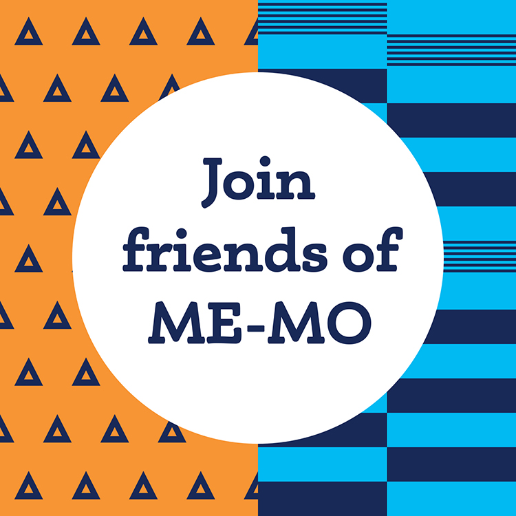 Join friends of ME-MO