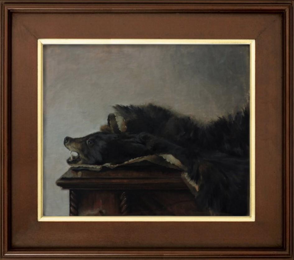 Bear Rug Still Life