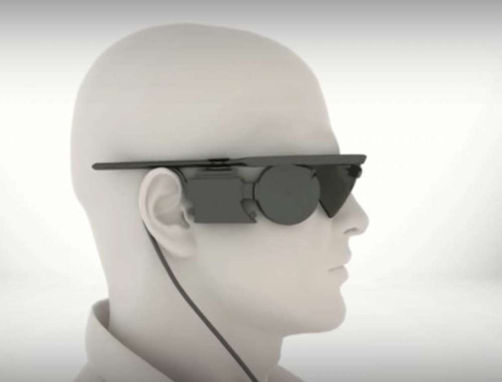 YouTube/ Screenshot Argus II Retinal Prosthesis System