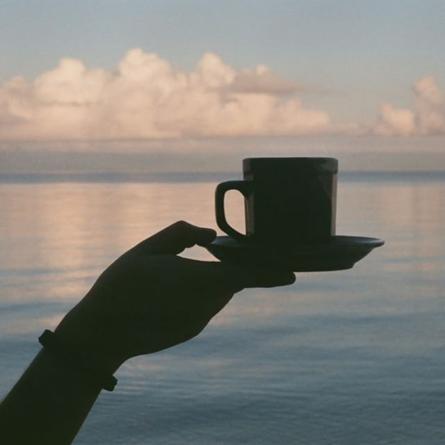 Our advice? Grab a warm cup of joe before you hit the road.