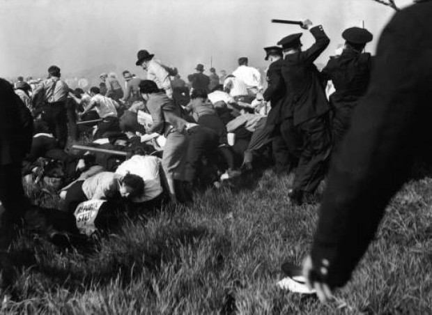Memorial Day Massacre of 1937