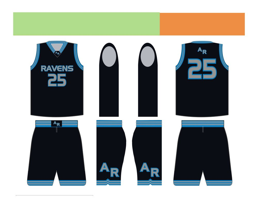 Auburn Riverside High School Basketball (away) - Auburn, WA