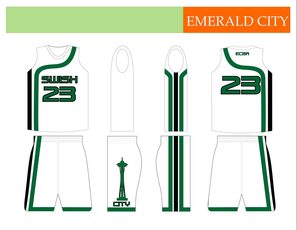 Emerald City Select Basketball (home) - Seattle, WA