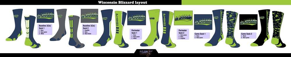 Wisconsin Blizzard Basketball 1