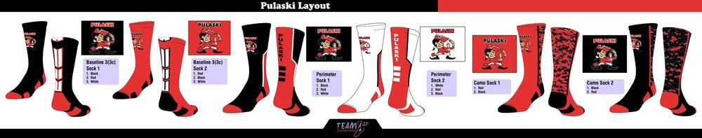 Pulaski Basketball