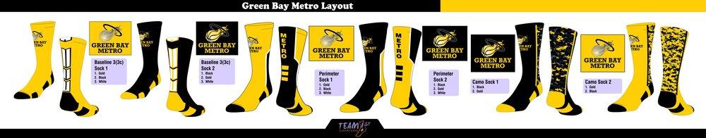 Green Bay Metro Basketball