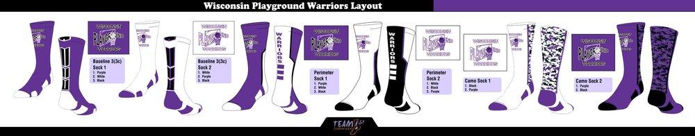 Wisconsin Playground Warriors Basketball