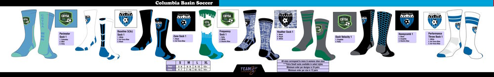 Columbia Basin Soccer