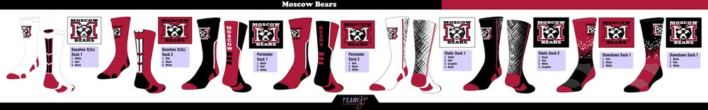 MOSCOW BEARS LAYOUT
