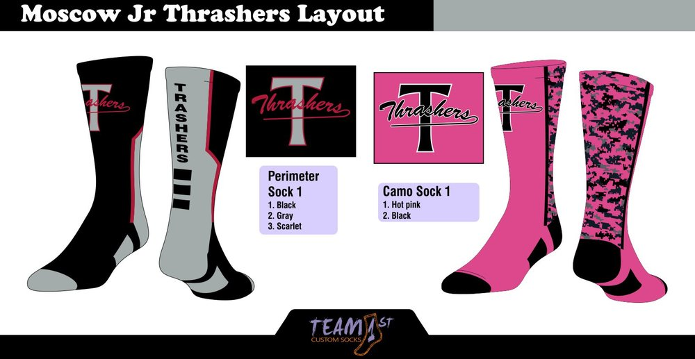MOSCOW THRASHERS PERIMETER AND CAMO LAYOUT