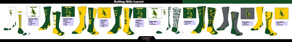ROLLING HILLS LAYOUT