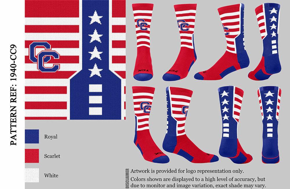 CHERRY CREEK USA FLAG