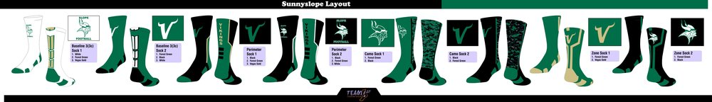 SUNNYSLOPE FOOTBALL LAYOUT