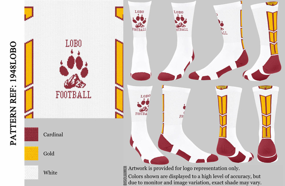 ROCKY MOUNTAIN FOOTBALL WHITE BASELINE 3.0