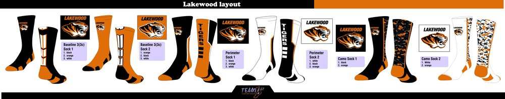 LAKEWOOD FOOTBALL LAYOUT