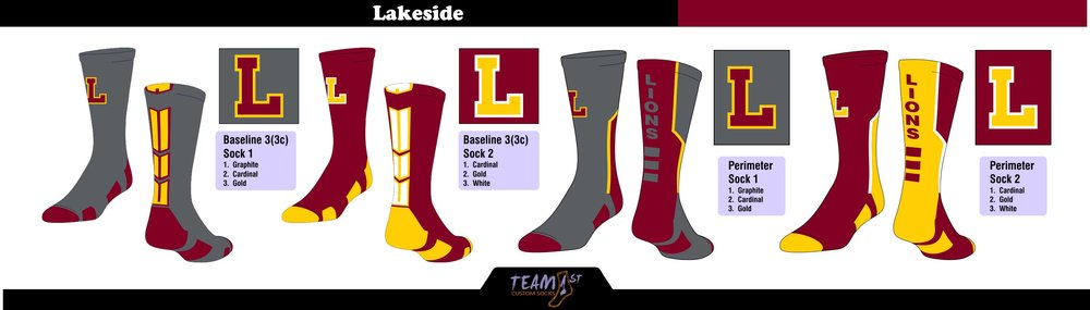 LAKESIDE LIONS FOOTBALL LAYOUT 2016
