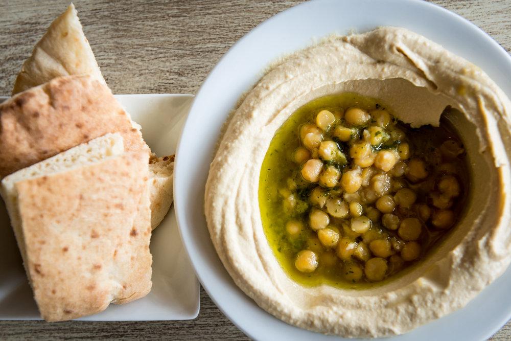 Copy of Amazing Hummus