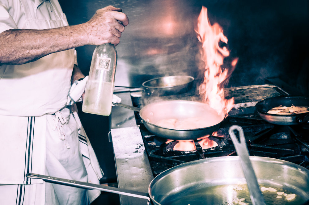 Copy of Chef in Action