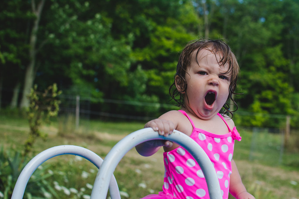 toddler-yawn-summer-lisa-howeler-copyright