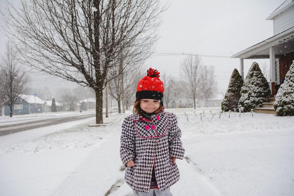 lisa+howeler+girl+snow