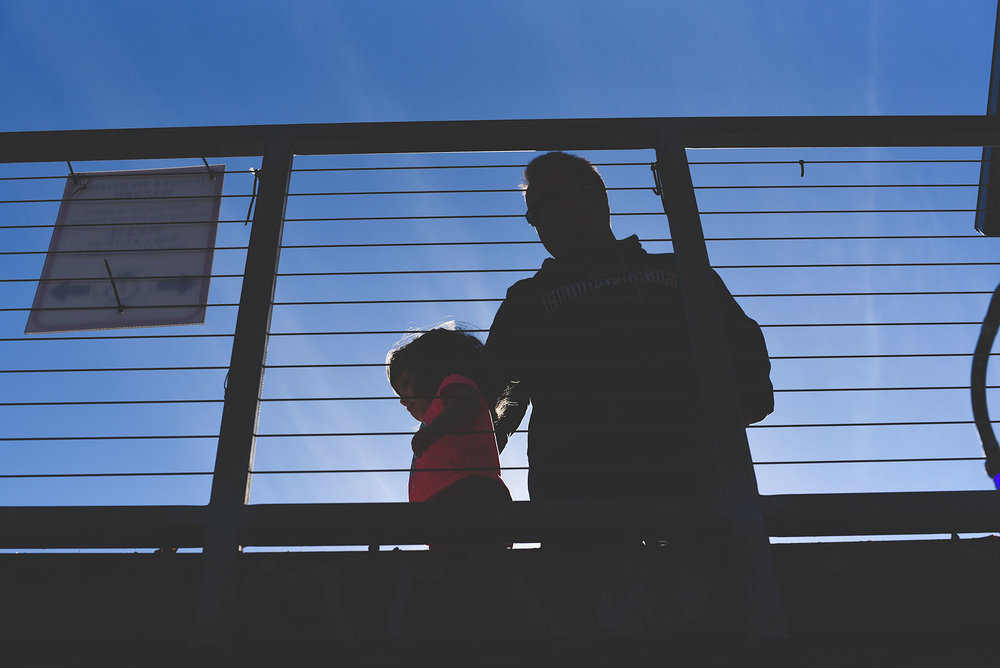 A dad is a hero when he loves his wife and his children with all that he is. Moms and dads are heroes because they find a way to donate all that they are to each other and their children while still being uniquely themselves. The heroism comes from the love given. Because that love is what reflects God's love for his creation. -