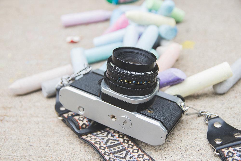 Vintage camera Lisa R. Howeler 2017