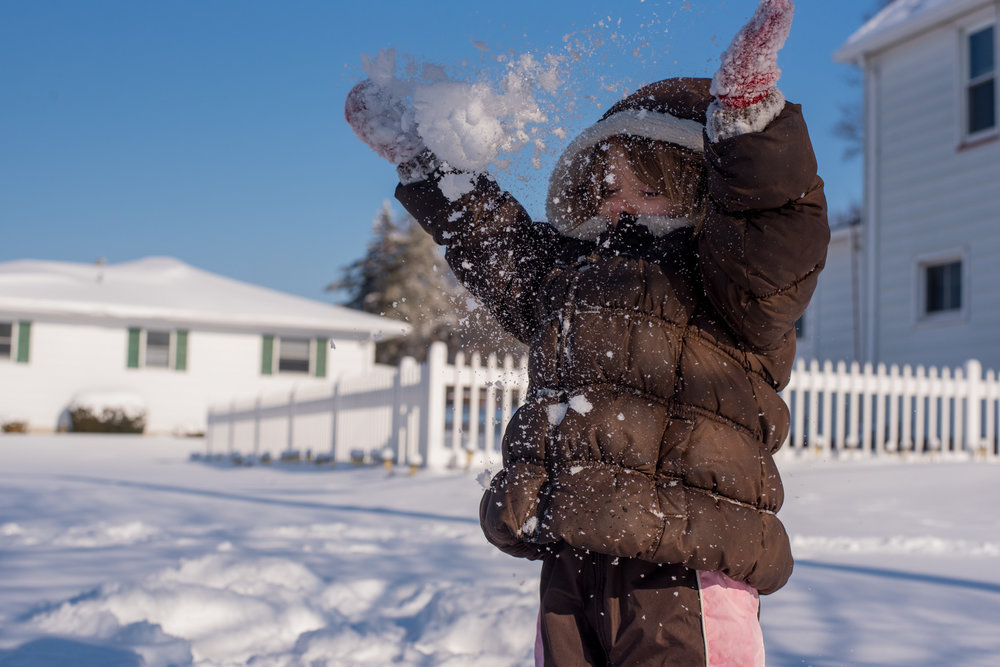 winter in Pennsylvania