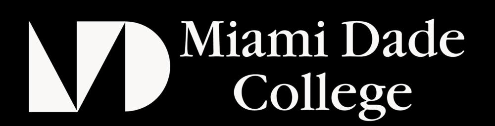 Miami Dade College logo.