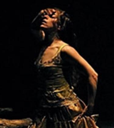 a picture of carlota pradera dancing