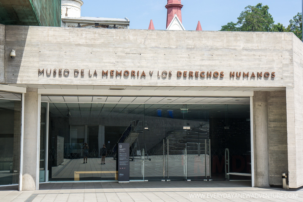 The Human Rights Museum.