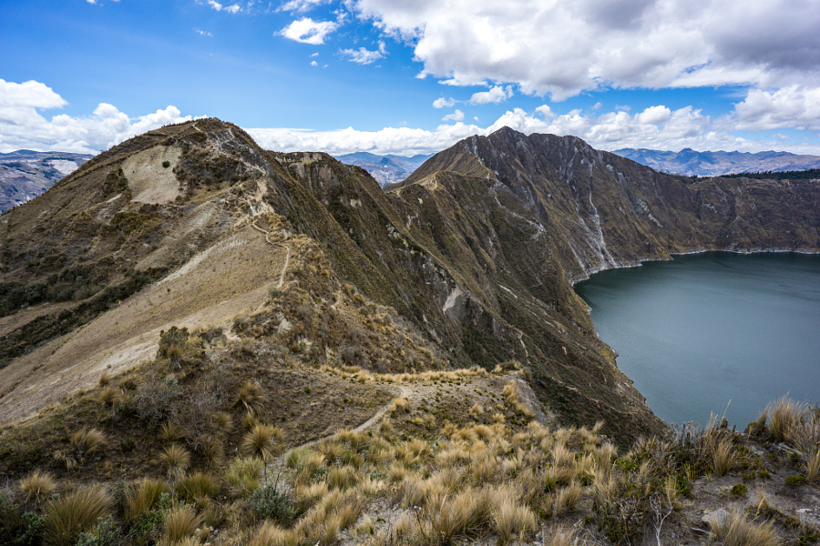 Hike Around the Caldera