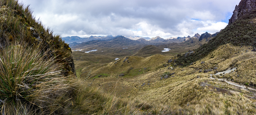 Cajas from the Hill