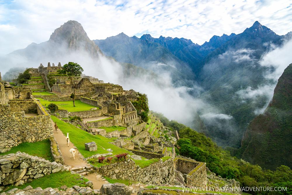 Machu Picchu, Aguas Calientes,Peru