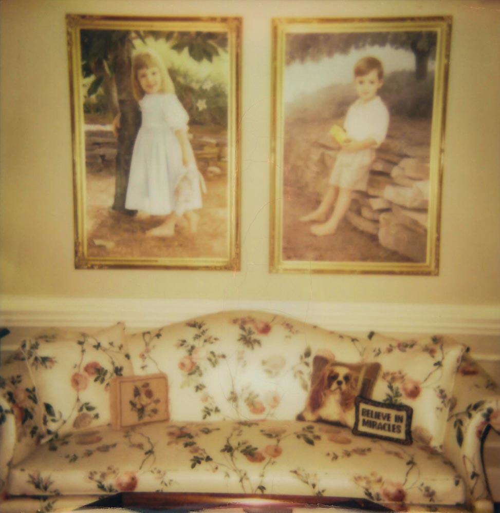 Living Room Portraits (Charlotte, NC) 2014
