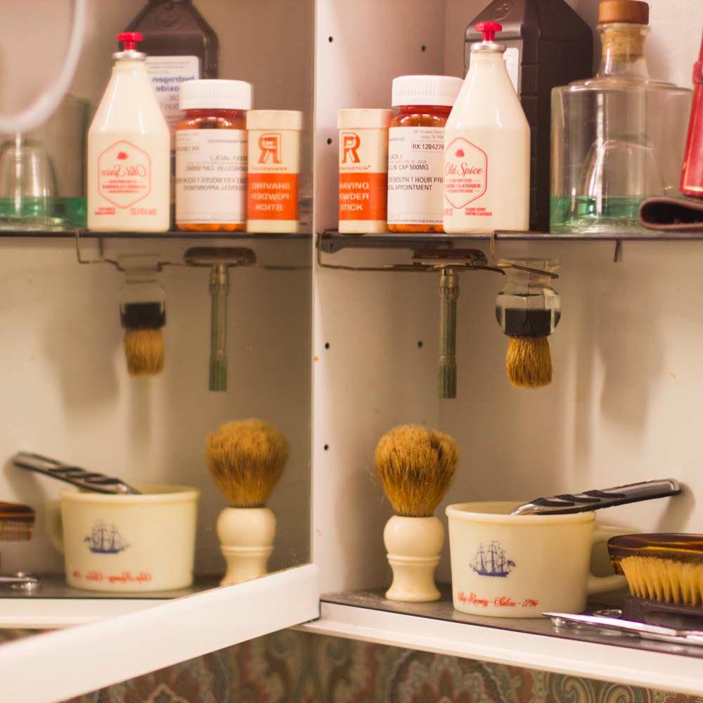 Shaving Cabinet (Charlotte, NC) 2014