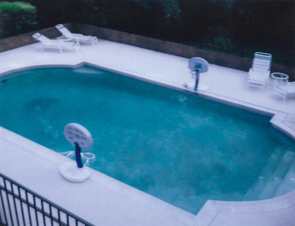 Backyard Pool (Charlotte, NC) 2014