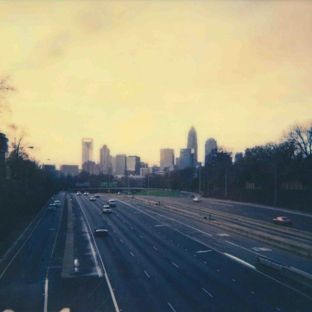 Skyline at Dusk (Charlotte, NC) 2015