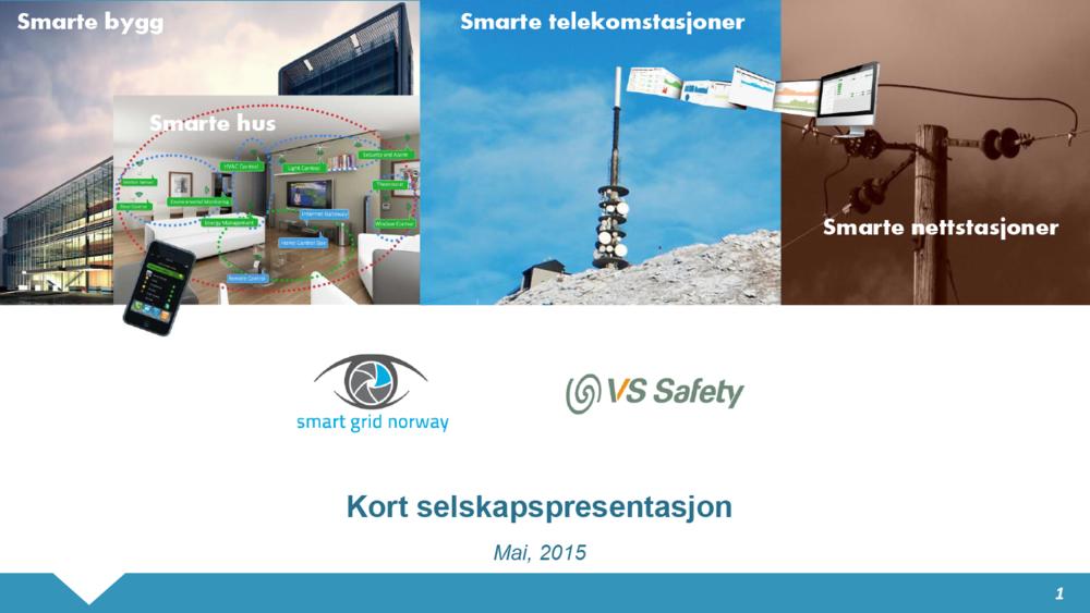 Thomas K. Simonsen, SmartGrid Norway